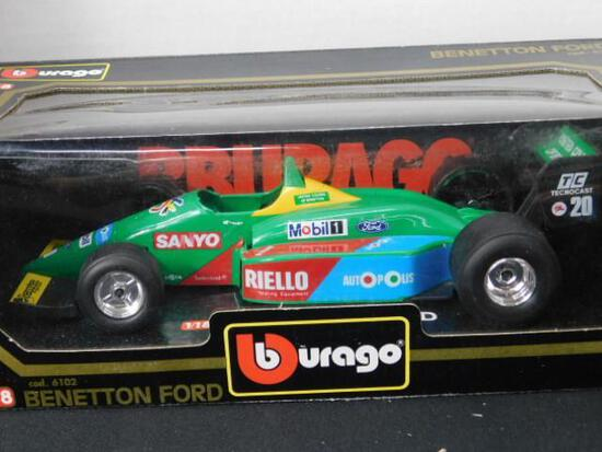 Diecast Benetton Ford