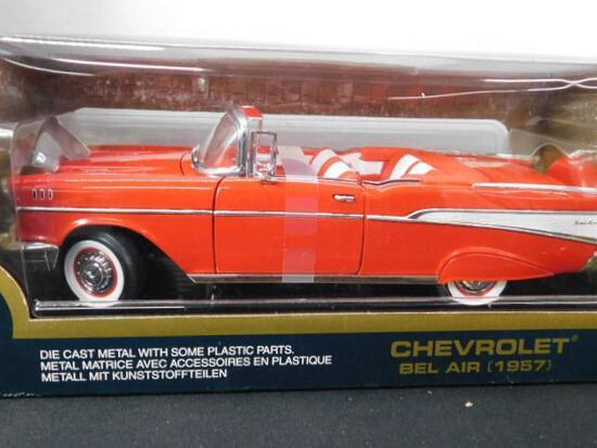 Diecast 1957 Chevrolet Bel-Aire