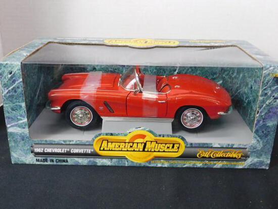 Diecast 1962 Chevrolet Corvette