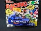Diecast Cab Transporter Maxwell House