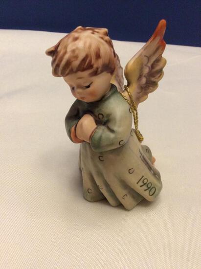 "1991 Hummel ""Angelic Guide"" Ornament"