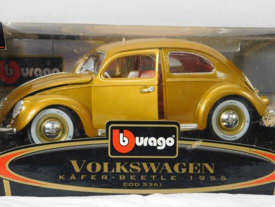Diecast 1955 Volkswagen Kaefer-Beetle