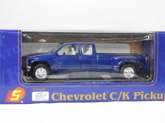 Diecast Chevrolet Pickup