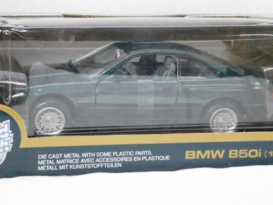 Diecast 1990 BMW 850 I