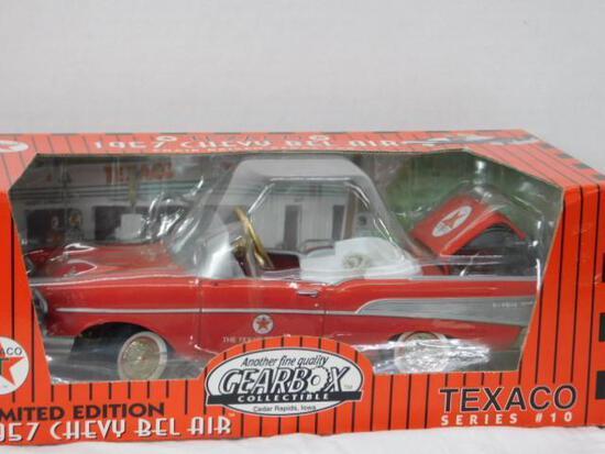 Diecast 1957 Chevy Bel-Air Chain Driven Pedal Car