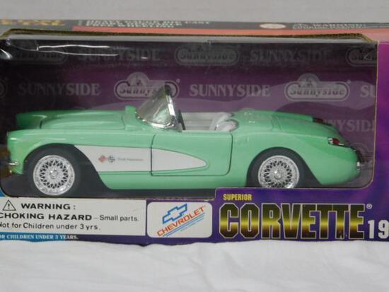 Diecast 1957 Corvette
