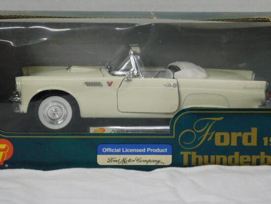 Diecast 1955 Ford Thunderbird