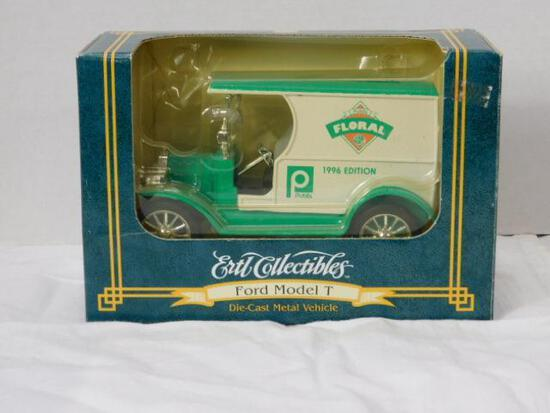 Diecast Ford Model T Bank