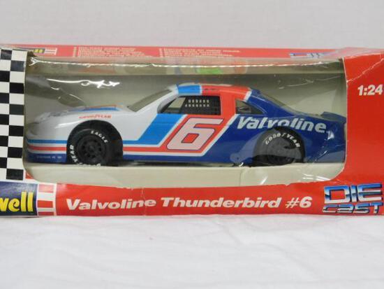 Diecast Thunderbird Race Car (6 Mach Martin)