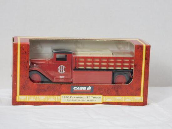 "Diecast 1930 Diamond ""T"" Truck Bank"
