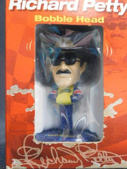 Richard Petty Bobblehead