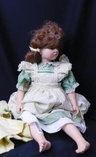 Doll with Extra Dress