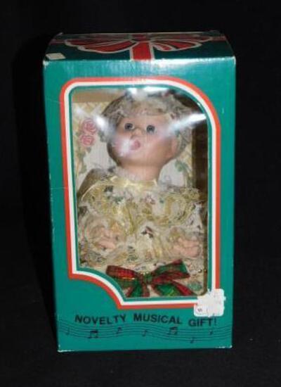 Novelty Musical Gift Doll