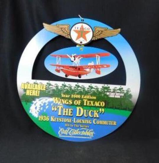 Texaco Sign Aviation
