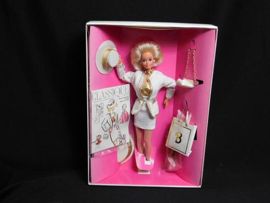 1993 City Style Barbie Classique Collection