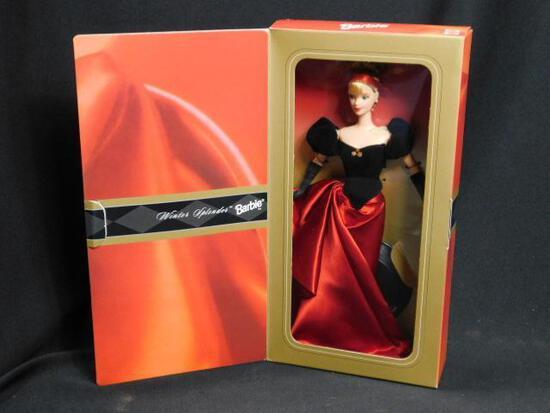 1998 Winter Splendor Barbie