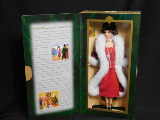 1997 Holiday Voyage Barbie