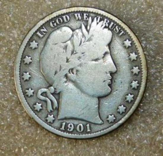 Local Estate Coin Auction