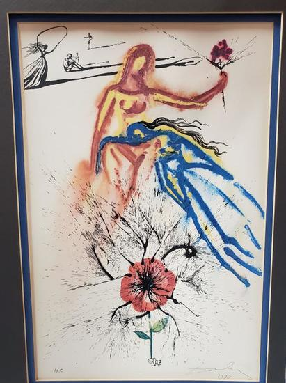 One of a Kind Salvador Dali Complete Suite (12)