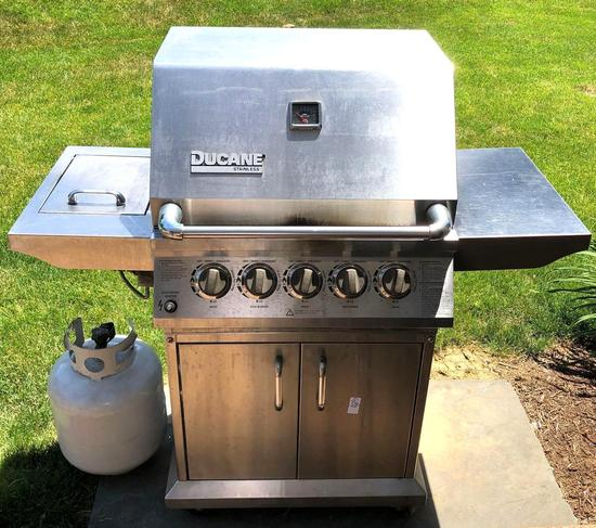Ducane Gas Grill | Art, Antiques & Collectibles Collectibles