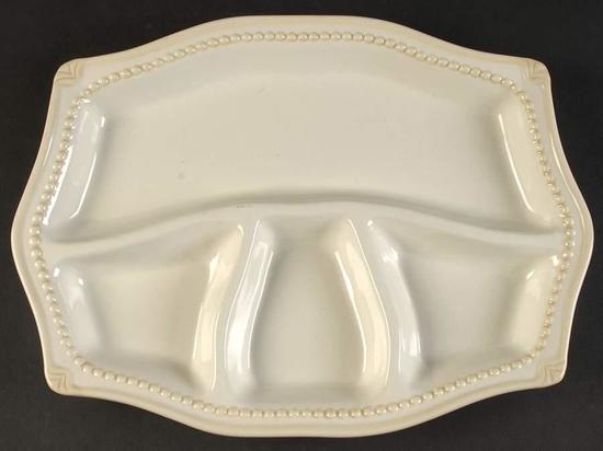 Princess House Pavillion Ceramic Trays