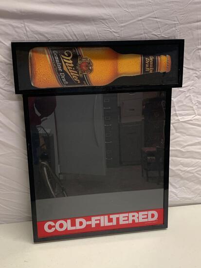 Miller Genuine Draft Marker Board