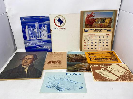 Vintage Tourism Books and more