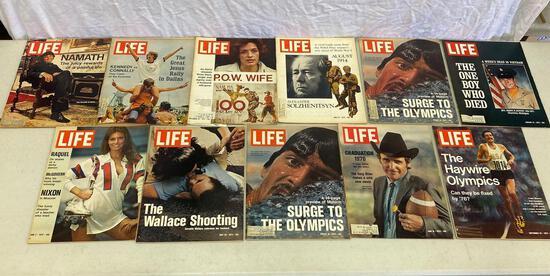 LIFE Magazines, 1970's