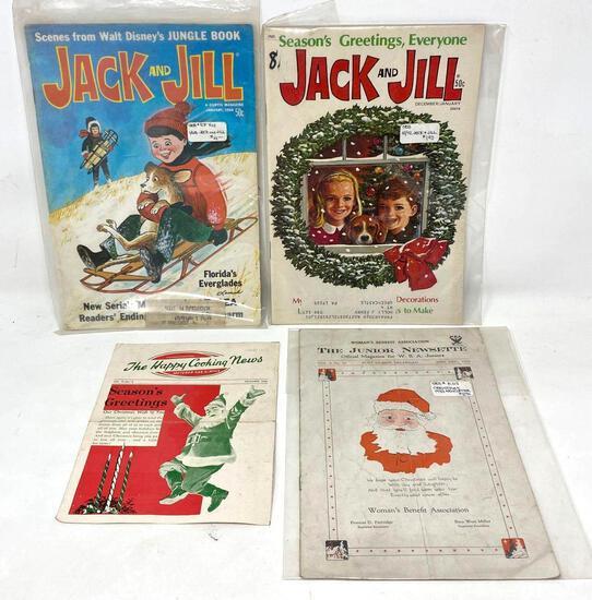 Antique, Vintage Children's and Christmas Paperbacks