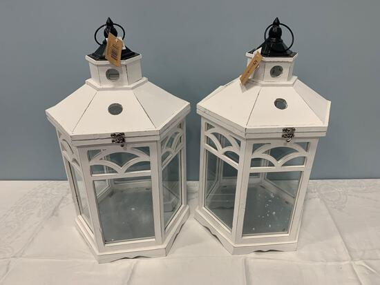 Two New Porch Decorator Lanterns