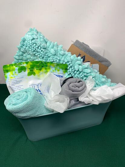 Norwex Cleaning Basket