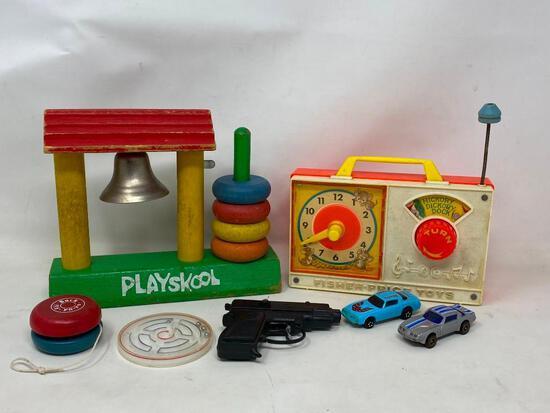 Children's Toys, Shape Cap gun
