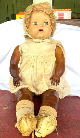 Antique Baby Doll, Antique Clothing