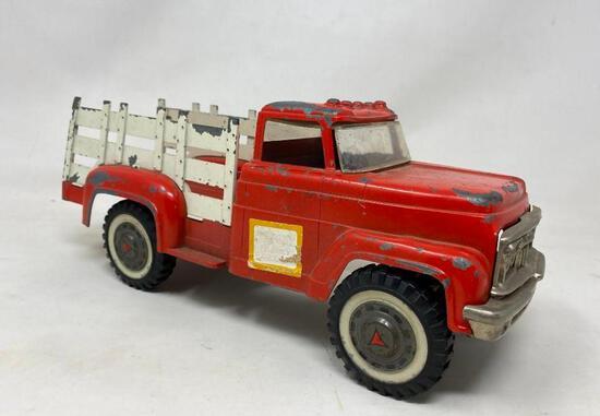 Antique Hubley Metal Toy Truck