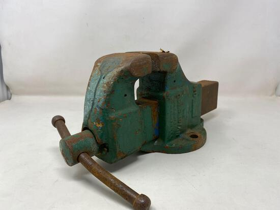 """The Columbian"" Bench Vise"
