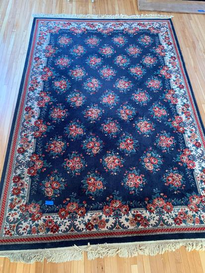 Soumakan, Axminster Collection, Oriental Style Area Rug