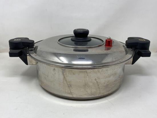 Gourmet Quality Ultrex Pressure Cooker