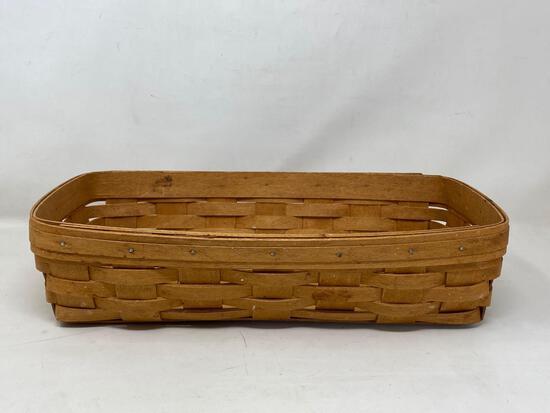 1995 Longaberger Loaf Basket