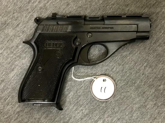 Bersa Model 84