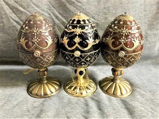 3pc Decorative Eggs