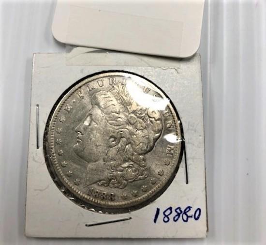 1888-O SILVER DOLLAR