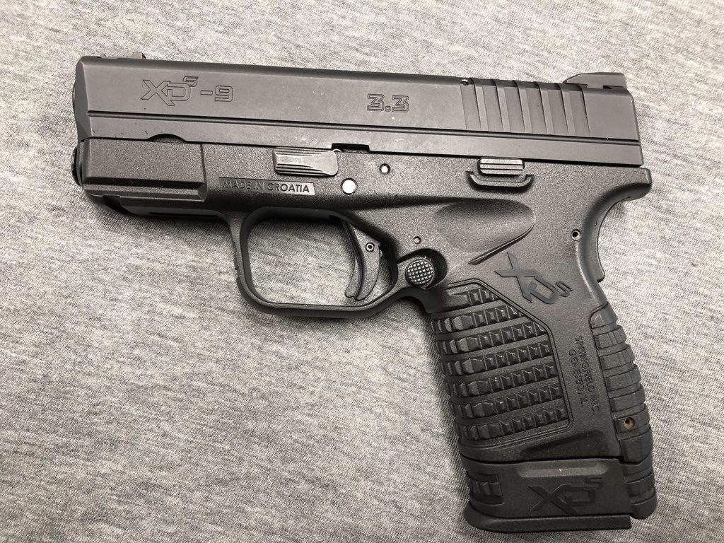 SPRINGFIELD XDS-9 9MM