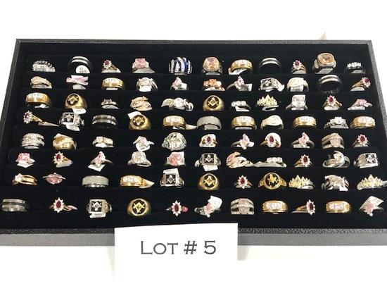 88 Fashion Rings