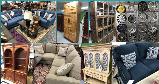 NEW Home Furnishings & Electronics Liquidation
