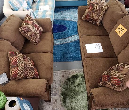 Ashley Furniture Sofa & Loveseat
