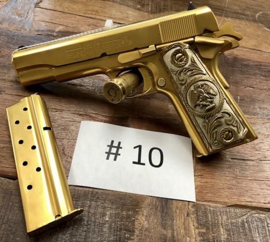 GUN & FURNITURE AUCTION