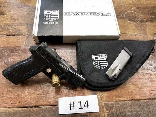 Diamondback Pistol