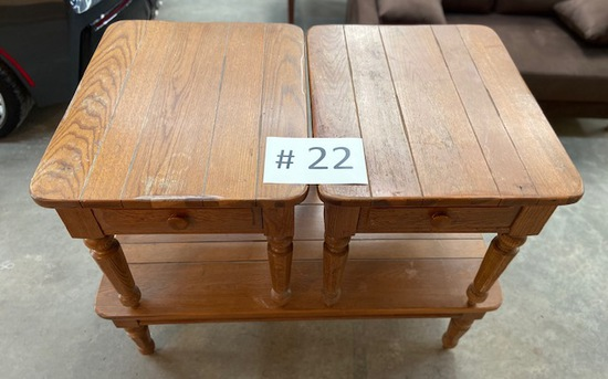 Broyhill Coffe & End Tables