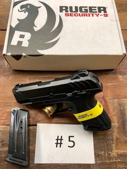 Ruger Pistol