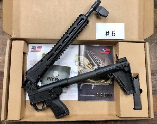 Kel Tec Rifle